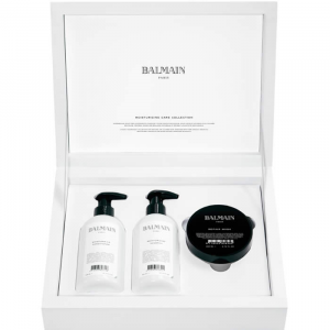 Balmain Hair Moisturizing Care Set 3 Parti 2019