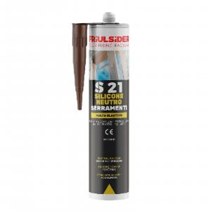 Friulsider silicone neutro serramenti S21 avorio 310ml