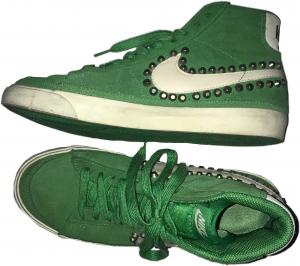 Blazer Nike borchiate