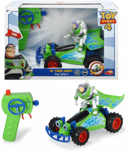 RC Toy Story Buggy con Buzz 1:24