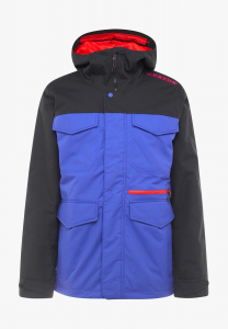 Giacca Burton Covert Jacket Royal
