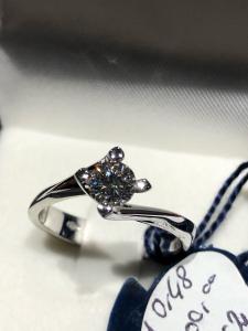 0.46 ct Diamond ring