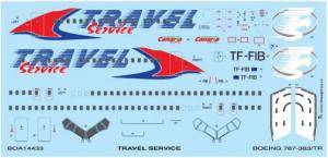 BOEING 767-300 TRAVEL SER