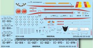 DC-9-32 IBERIA