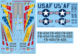 F-101A/C VOODOO