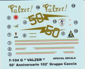 F-104G 'VALZER'