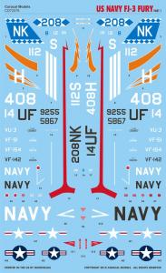 FJ-3 Fury