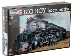 BIG BOY LOCOMOTIVE