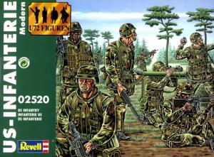 Modern US Infantry