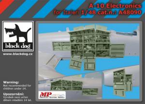 A-10 electronics