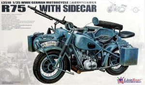 BMW R75 with Sidecar
