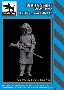 British sniper WWI No.2 (1 fig.)