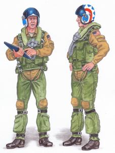 Crew F-14 Tomcat