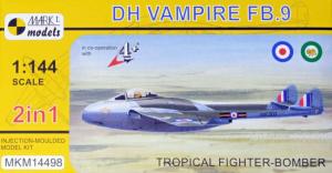 DH Vampire FB.9