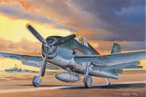 F6F-3 Hellcat Late Version