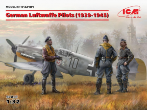 GERMAN LUFTWAFFE PILOTS