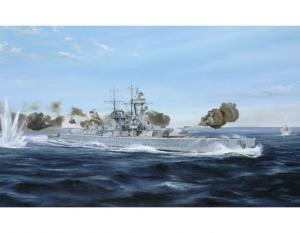German Pocket Battleship(Panzer Schiff) Admiral Graf Spee