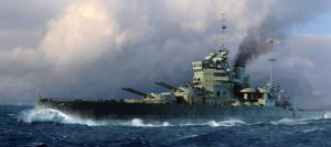 HMS Valiant 1939
