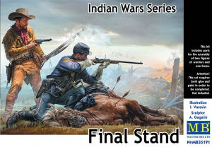 Indian War series, Final stand