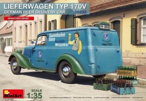 LIEFERWAGEN TYP 170V GERMAN BEER DELIVERY CAR