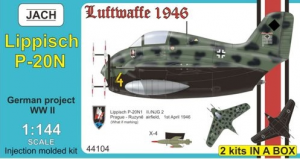 Lippisch P.20 Night Fighter