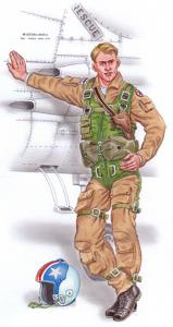 Pilot F-8 Crusader