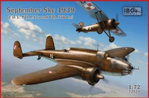PZL P.11a and PZL 37B Los