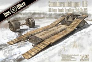 Sonderanhanger 115 10 Ton Tank Trailer Sd.Anh. 115 Trailer