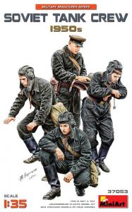 SOVIET TANK CREW 1950s