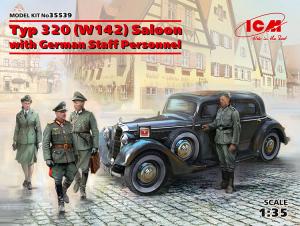 Typ 320 (W142) Saloon