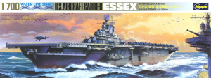 U.S. AIRCRAFT CARRIER ESSEX