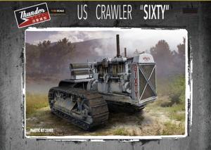 U.S. Crawler Sixty 60hp Caterpillar tractor