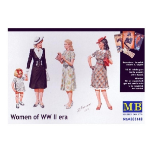 Women of WW II era