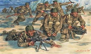 WWII BRITISH COMMANDOS