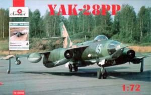 Yak-28PP