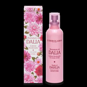 Sfumature di Dalia Lozione Deodorante 100 ml