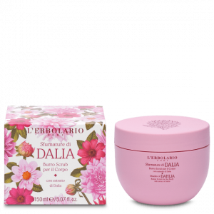 Sfumature di Dalia Burro Scrub per il corpo 150 ml