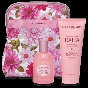 Sfumature di Dalia Beauty Set Foglia con Profumo 50 ml e Bagnoschiuma 100 ml - Ed.Lim.