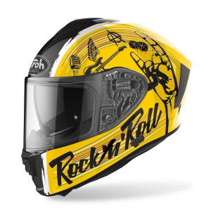 CASCO INTEGRALE MOTO AIROH SPARK ROCK'N ROLL GLOSS 2020 SPR90
