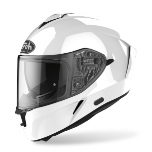 CASCO INTEGRALE MOTO AIROH SPARK COLOR WHITE GLOSS 2020 SPV35