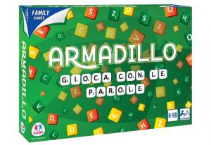 ARMADILLO GIOCO DELLE PAROLE 40387 GLOBO