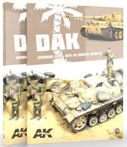 DAK – GERMAN AFV IN NORTH AFRICA