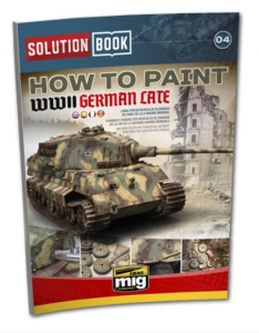 HOW TO PAINT WWII GERMAN LATE