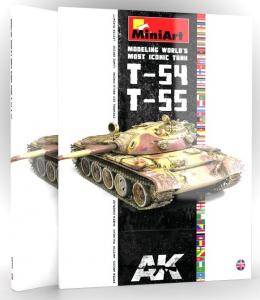 MODELING T54 – T55 MINIART