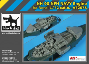 NH 90 NFH Navy engine
