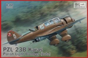 PZL 23B Karas (Late)