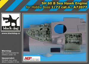 SH 60 B Sea Hawk
