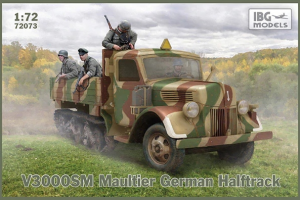 V3000SM Maultier German Halftrack