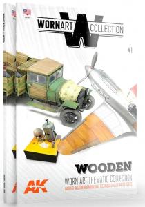 WORN ART COLLECTION 01 – WOODEN