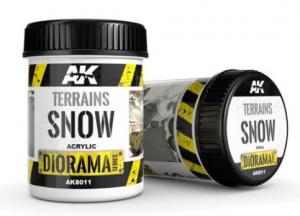 Terrains Snow